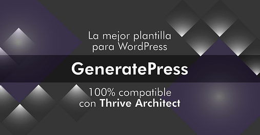 generatepress tutorial