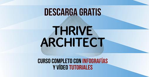 curso gratis thrive architect