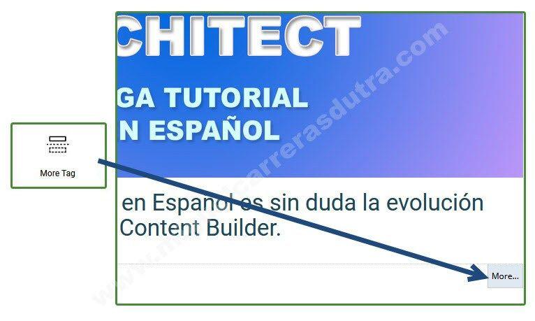 thrive architect tutorial parte 2