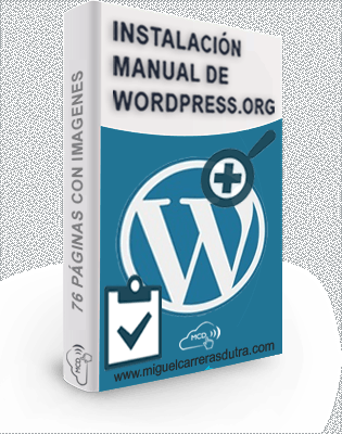 Instalación Manual de WordPress.org