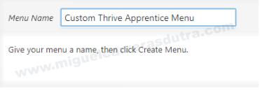 thrive apprentice tutorial