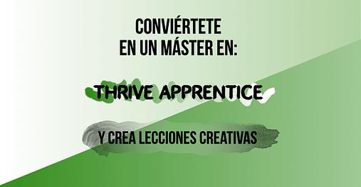 thrive apprentice curso gratis
