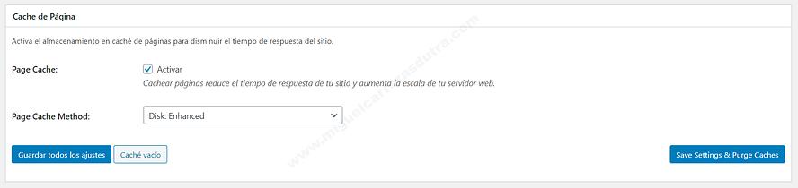 optimizar velocidad web