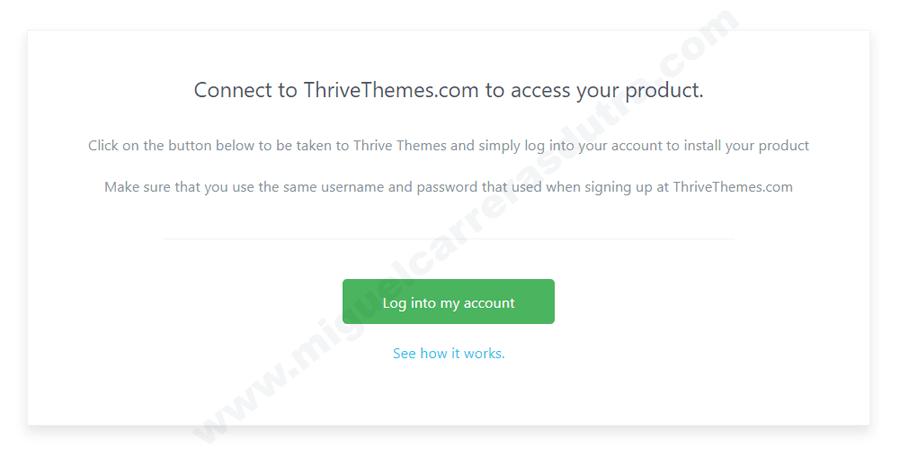 thrive comments tutorial en español