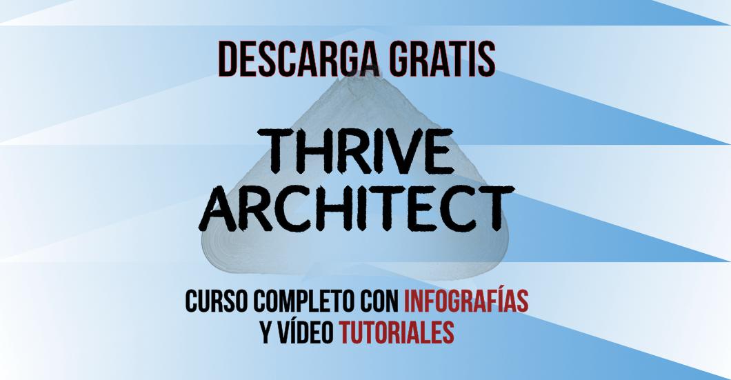 thrive architect descarga