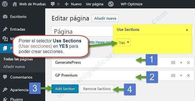 generatepress mega tutorial parte 2