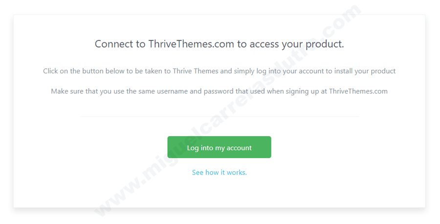 thrive comments tutorial en español